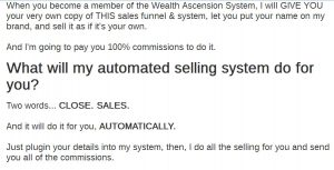 Wealth Ascension scam