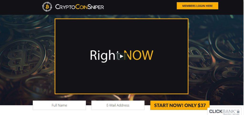 crypto coin sniper