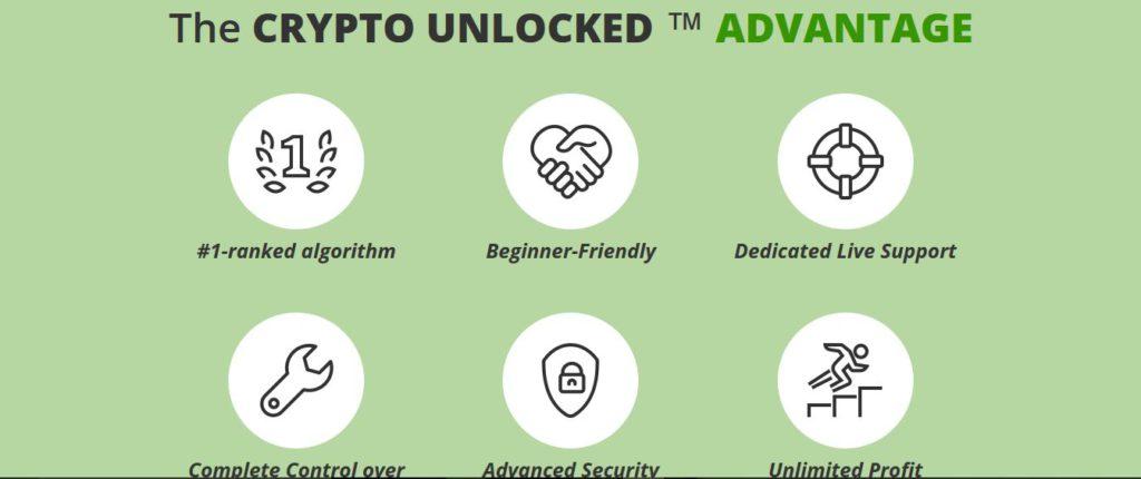 Crypto unlocked review
