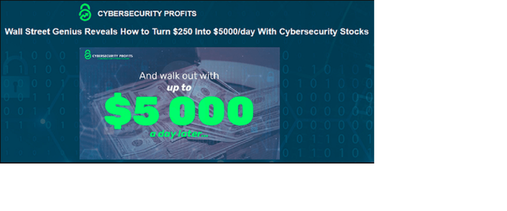 Cyber Securities Profits Review, Cyber Securities Platform