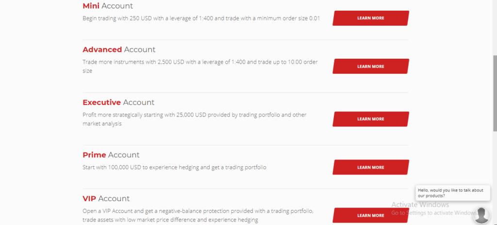 ProfitiX Review, Profitix.com Plan