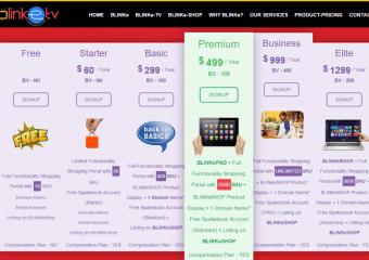 blinketv review, blinketv, blinketv.com review, blinketv scam, mlm scam, blinketv.com scam