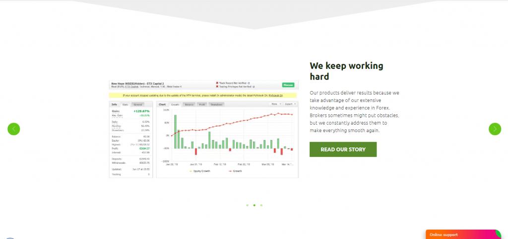 New Hope EA False Trading Results