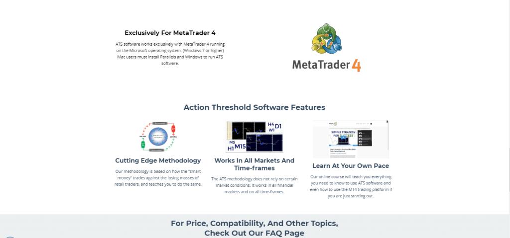Compatibilidad comercial con ATS