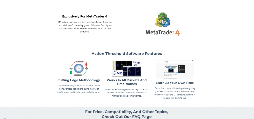 Trade ATS-compatibiliteit