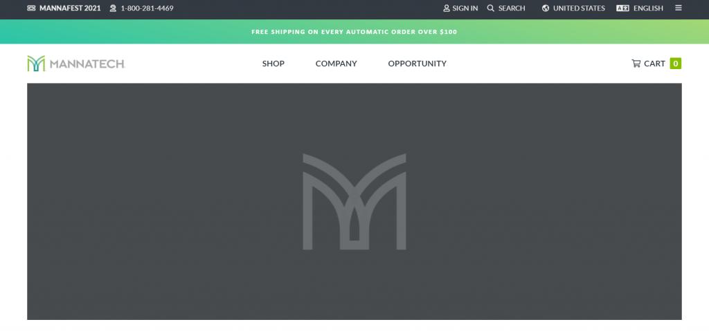 Mannatech.com