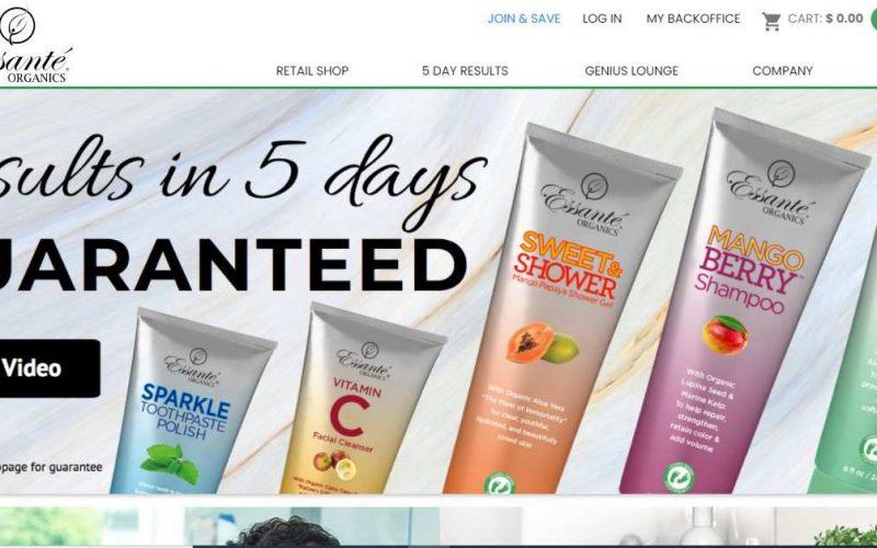 essante organics, essante organics review, essanteorganics.com review