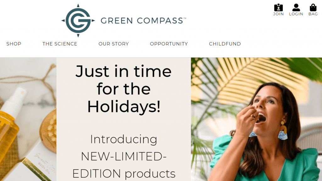 GreenCompassGlobal.com