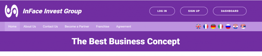 InFaceInvestGroup.com