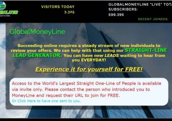wereldwijde moneyline review, globa moneyline MLM review