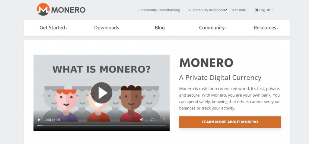Monero Coin Review, Monero Platform