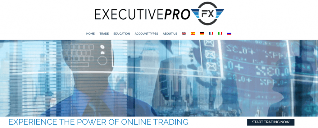 Executive Pro FX Review, Executive Pro FX Company