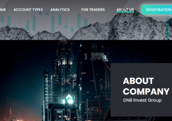 DNB Invest Group Review, DNB Invest Group company