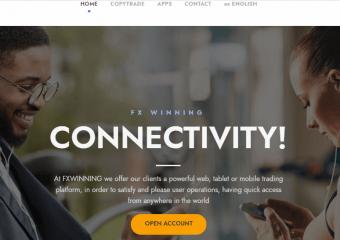 Fx Winning review, Fx Winning company