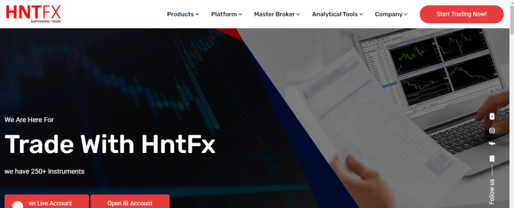 HNTFX Review, HNTFX Company