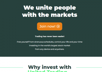 The United Trading Review, The United Trading Company