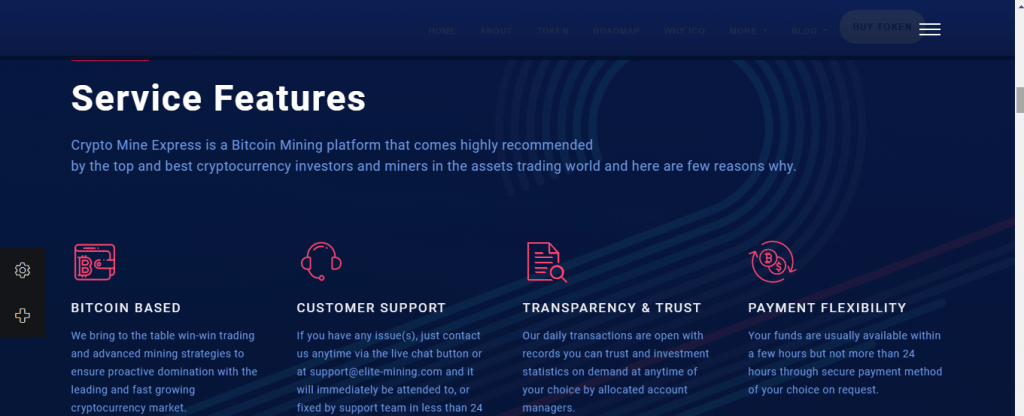 CryptoMineExpress Scam Review, CryptoMineExpress Cusomer Supportt