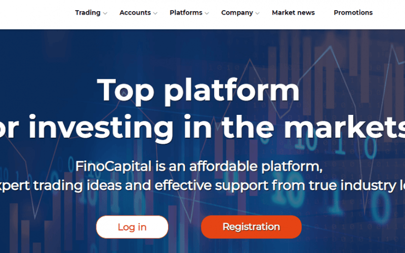 Fino Capital Review, Fino Capital Company