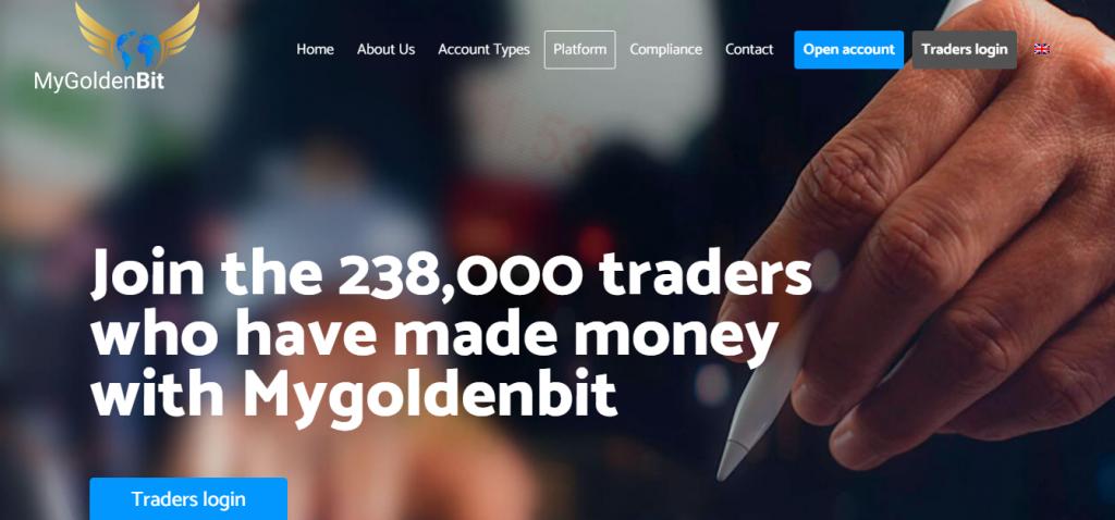 Recenzja MyGoldenBit, MyGoldenBit Company
