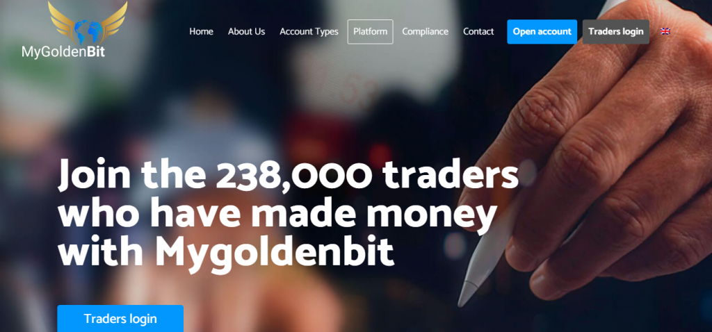MyGoldenBit Review, MyGoldenBit Company