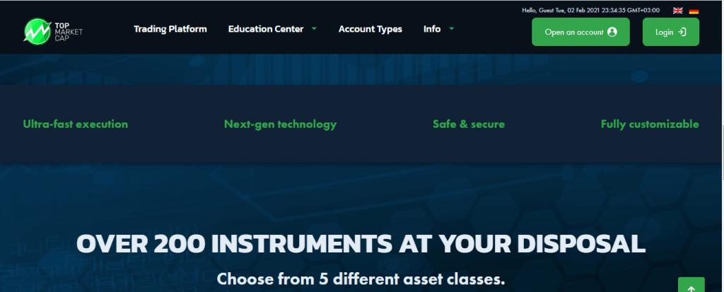 Análise de esquema do TopMarketCap, recursos do TopMarketCap