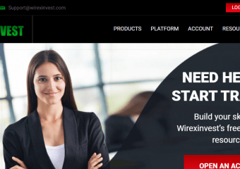 Wirexinvest Review, Wirexinvest Company