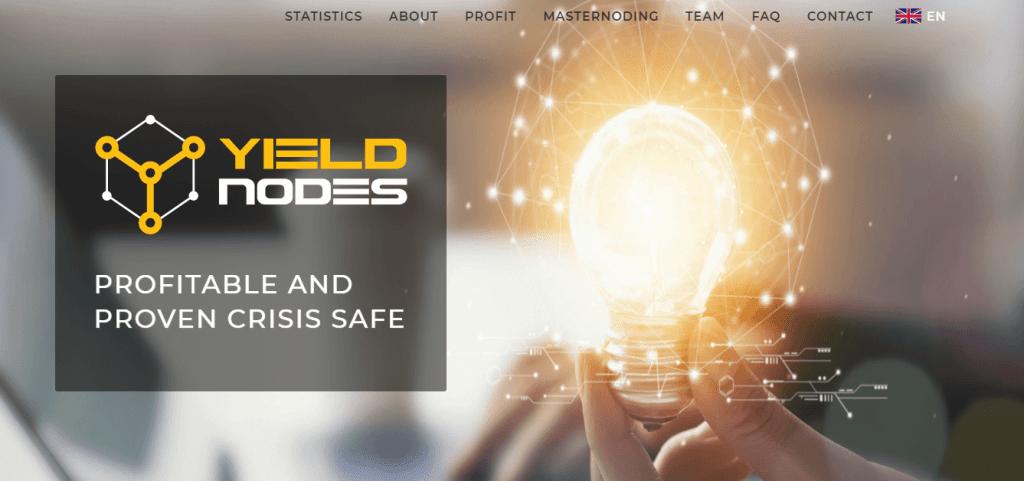 YieldNodes Review, YieldNodes Company