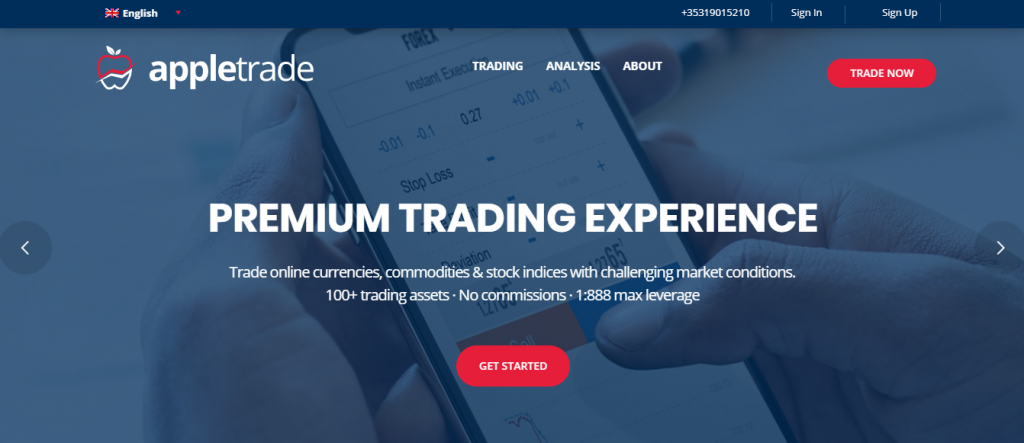 Appletrade Review, Appletrade Company