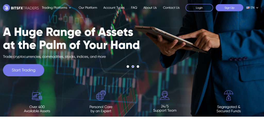 BitsFxTraders Review, BitsFxTraders Company