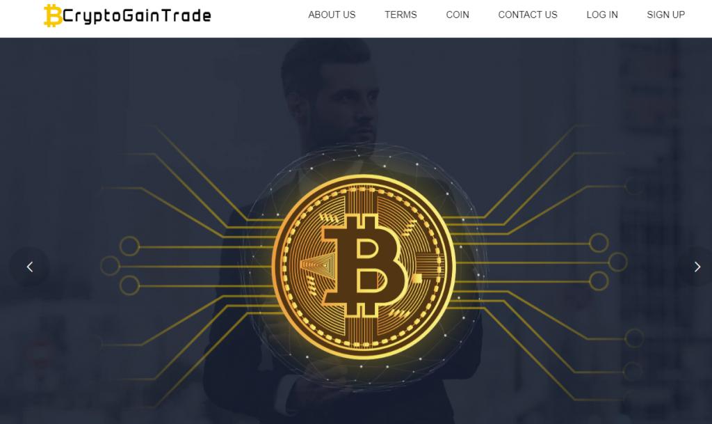 Обзор CryptoGainTrade, Компания CryptoGainTrade