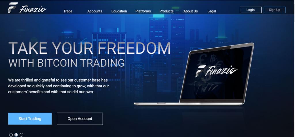 Finaz Review, Finaz Company