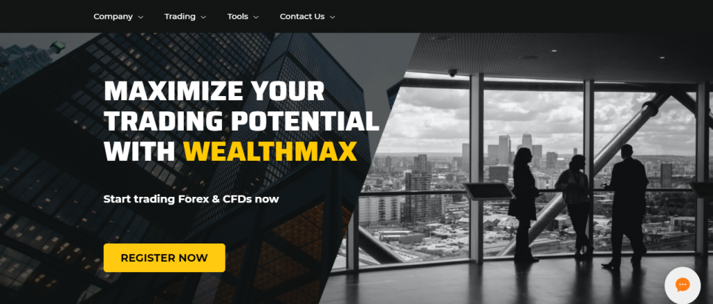 Wealthmax Review, Wealthmax Company