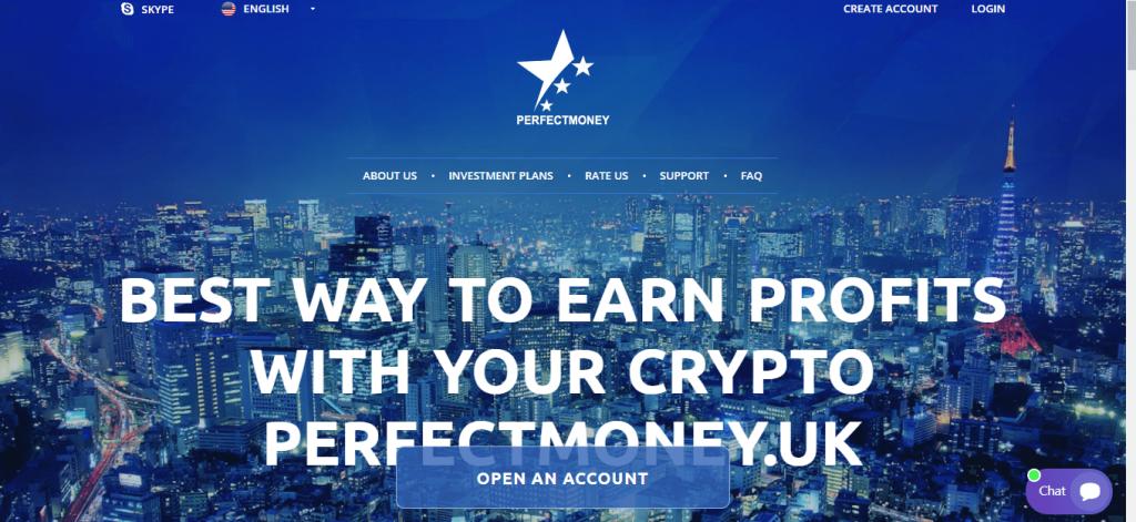 PerfectMoney Review, PerfectMoney Company