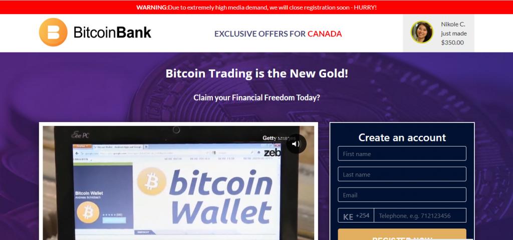 Bitcoin Bank Breaker Review, Bitcoin Bank Breaker Company