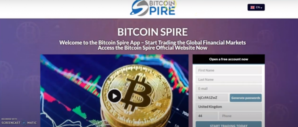 Bitcoin Spire Review, Bitcoin Spire Company