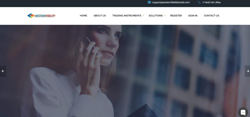 Western Fidelity Review, Western Fidelity Company