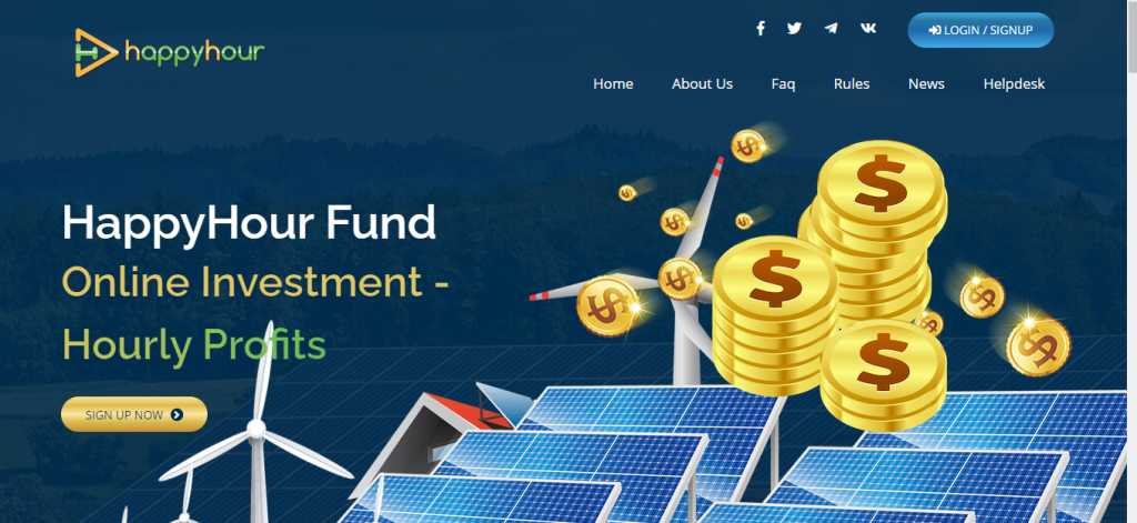 HappyHour Fund Review, HappyHour Fund Company