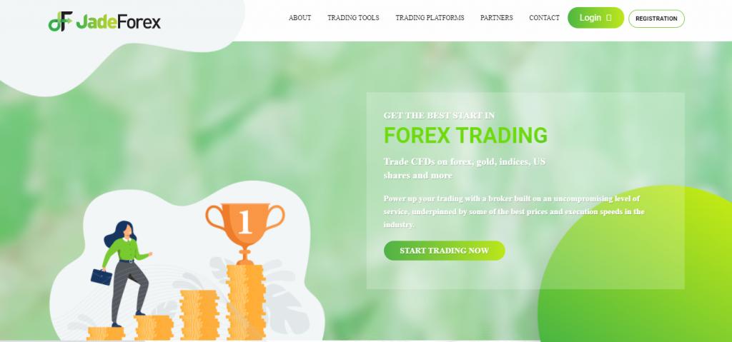 مراجعة JadeForex ، شركة JadeForex