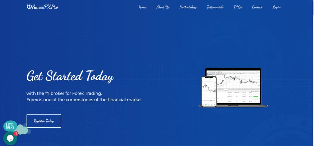 SwissFXPro recensie, SwissFXPro Company