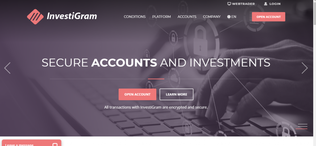 Investi Grams Review, Investi Grams Company