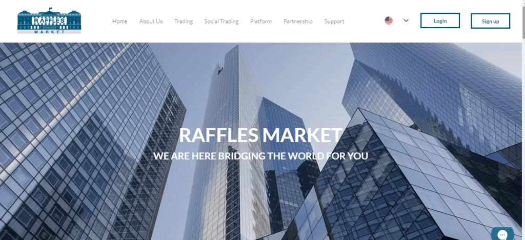 Raffles Market Review, Raffles Market Company