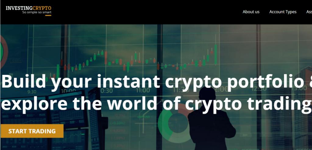 InvestingCrypto Review, InvestingCryp.com Company