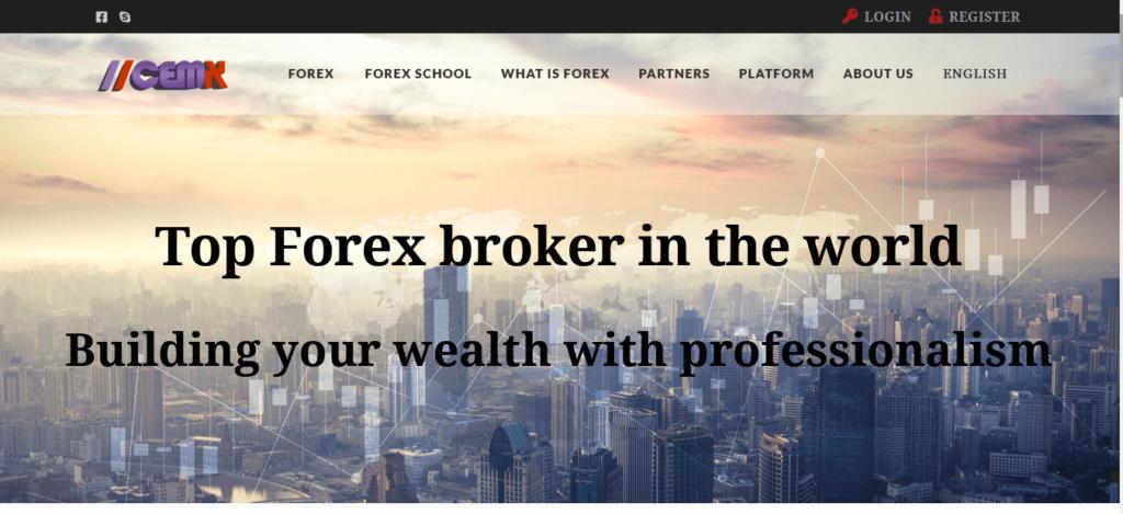 CEMX-international Review, CEMX-international Company
