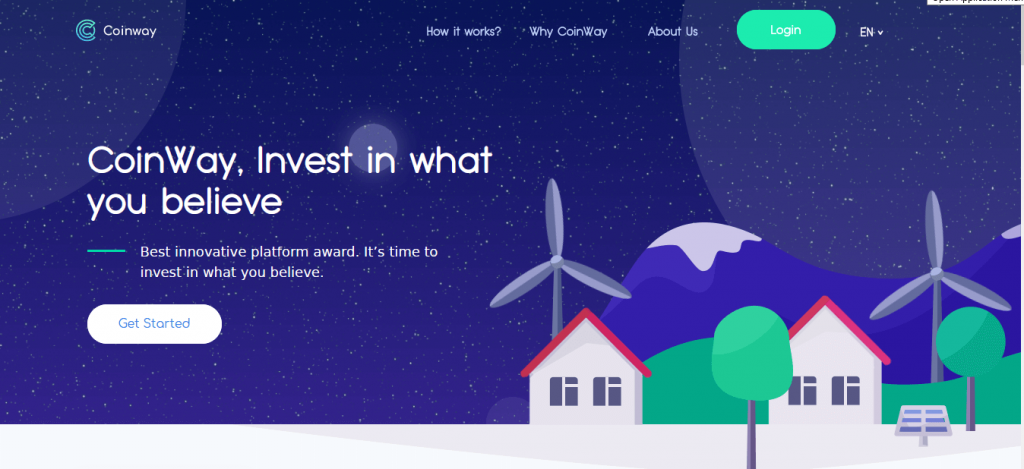 Coinway review, Coinway company