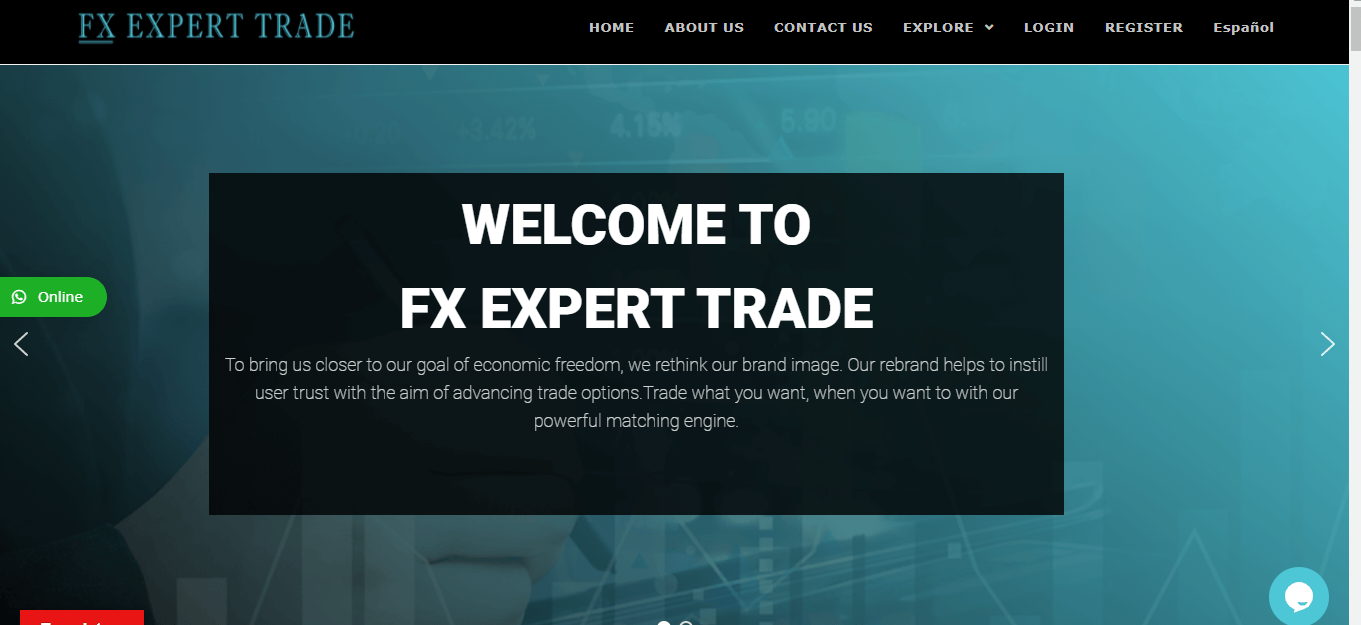 Обзор FX Expert Trade, Компания FX Expert Trade
