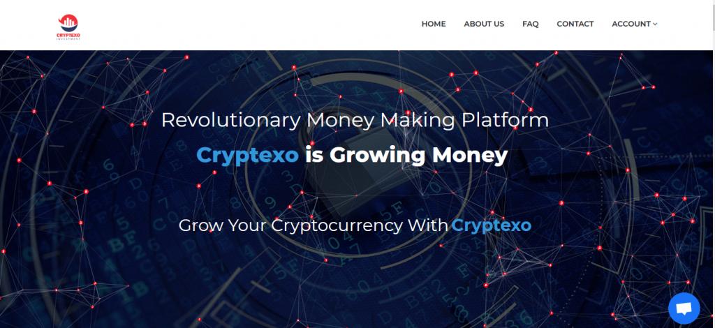 Cryptexo Review, Cryptexo Company