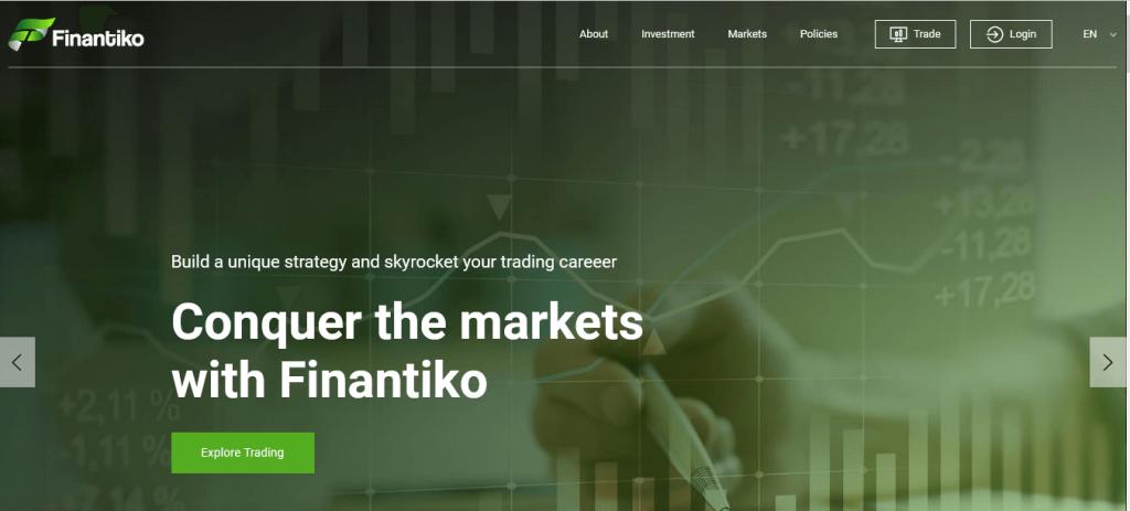 Finantiko Review, Finantiko Company