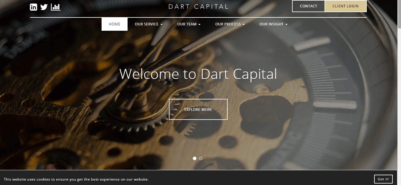 Dart Capital Review, Dart Capital Company