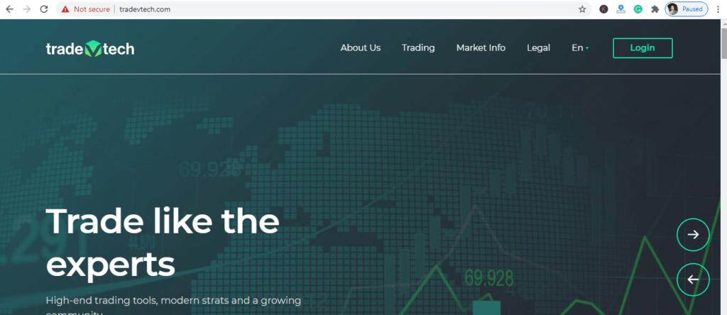 TradeVtech Review, TradeVtech Company