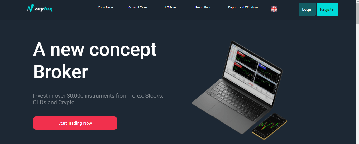 Zeyfex Review, Zeyfex Company